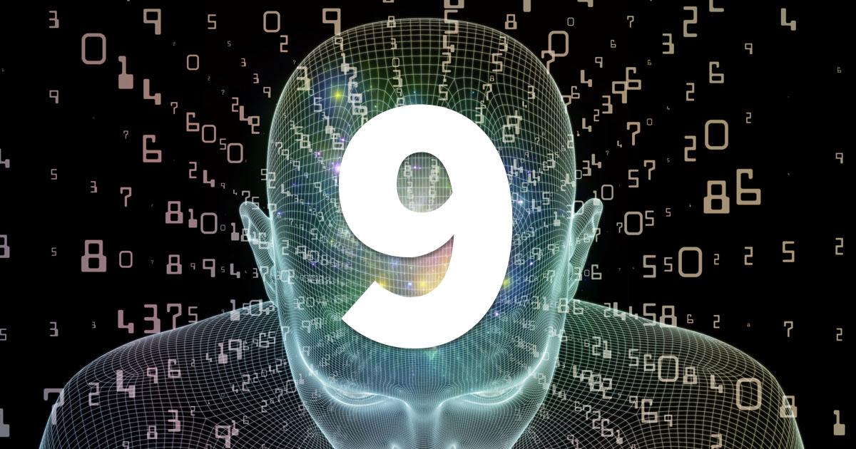 أهم 20 تفسير لرؤية رقم 9 في المنام لابن سيرين
